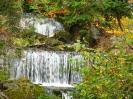 Wasserfall am Lusensteig