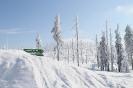 Winter im Februar ca. 2 Meter Schnee
