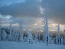 Abendliche Winterwanderung im Lusengebiet