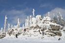 Der Dreisessel im Schneekleid